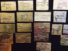Kunst og håndverk 4.trinn Craft Stick Crafts, Diy And Crafts, Crafts For Kids, Arts And Crafts, Frugal Christmas, Christmas Crafts, Shadow Drawing, Reindeer Craft, 4th Grade Art