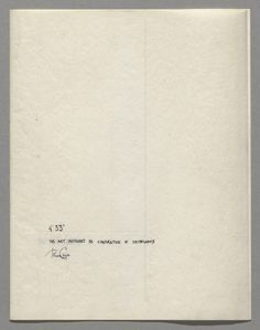 """See the Curious Score for John Cage's """"Silent"""" Zen Composition 4'33″"""