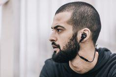 cool B & O ersten drahtlosen Kopfhörer sind Health club-Kit Wesentliche