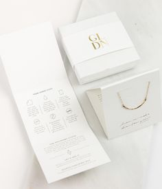 Jewelry OFF! Outline Bar Necklace Gold Fill Sterling Silver or Necklace Packaging, Jewelry Packaging, Box Packaging, Jewelry Branding, Packaging Inspiration, Bar Necklace, Dainty Necklace, Box Design, Jewellery Display