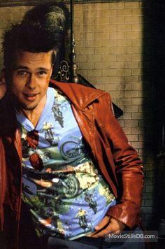 Brad Pitt Fight Club Tank Top