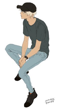 Garrulous Tips Survival Outdoor Boy Character, Character Concept, Character Design, Conan, Amuro Tooru, Kaito Kid, Vida Real, Handsome Anime Guys, Magic Kaito