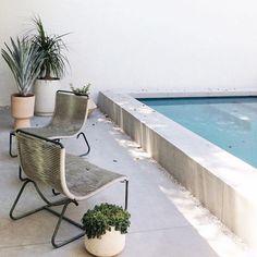 cement pool goals