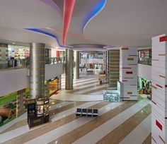 A unique experience awaits you at the award winning ILD Trade Centre in Gurgaon which offers the best of retail cum commercial options.