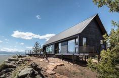 Big Cabin & Little Cabin in Colorado by Renée del Gaudio Architecture 2