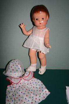 Patent Pending PATSY Vintage compo doll Rare!
