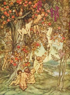 ART & ARTISTS: Arthur Rackham – part 8
