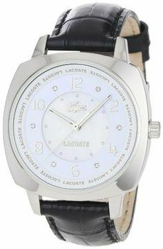 Women's Lacoste Palma Stainless Steel Watch 2000603 Lacoste. $235.00