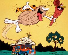 Captain Caveman and the Teen Angels | The 6 Grooviest Cartoons From The 1970s