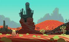 Desert by bear65 on deviantART