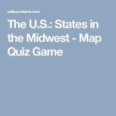 Spanish speaking countries capitals map quiz game did you know the us states in the midwest map quiz game gumiabroncs Gallery