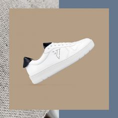 For our sneaker DAVIS we use a high-quality, vegan corn leather upper made from corn waste and recycled PET bottles. Vegan Sneakers, Witt, Pet Bottle, Bottles, Recycling, Leather, Shoes, Fashion, Moda
