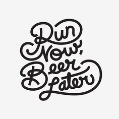 Run Now, Beer Later. #sycamorebrewing