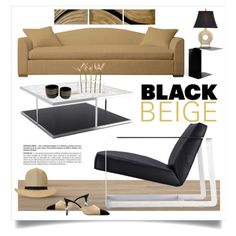 Black & Beige Decor by ivansyd