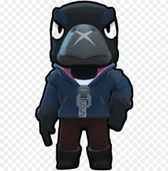 free PNG crow - brawlers crow brawl stars PNG image with transparent background PNG images transparent Sleep With The Fishes, Star Clipart, Star Banner, Star Character, Star Background, Star Party, Free Gems, Pokemon, Clip Art