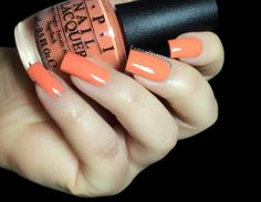 Where Did Suzi's Man-Go? OPI Brazil Collection for Spring/Summer 2014 Swatches and Review