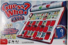 Amazon.com: Guess Who Extra: Toys & Games