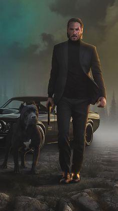 John Wick Car, John Wick Movie, Keanu Reeves John Wick, Keanu Charles Reeves, Hd Cool Wallpapers, Cool Wallpapers For Phones, Movies Showing, Movies And Tv Shows, Arte Lowrider