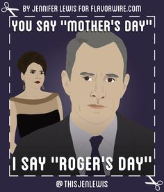 Mad Men Exclusive: Brutally Honest Mad Men Mothers Day Cards