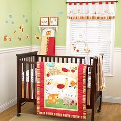 Baby Farm - 4pc Bedding Set