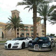 Bugatti couple  Courtesy of @luxury _ ©@alexpenfold