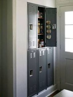 Image result for OLD SCHOOL STEEL LOCKERS CUPBOARDS WESTERN CAPE