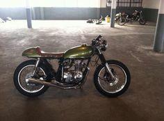 Honda CB 550
