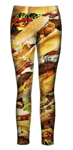 Be Fat Leggings