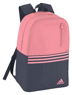 adidas Versatile Backpack 3 Stripes Source by Bags Adidas Backpack, Backpack Outfit, Adidas Bags, Backpack Bags, Messenger Bags, Pretty Backpacks, Unique Backpacks, Girl Backpacks, Leather Backpacks