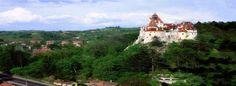 Bran Castle is located in Mediterranean vicinity of Brasov.