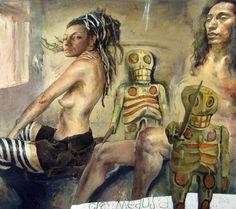 ~Kent Williams tarafından çağdaş resim. http://www.mozzarte.com/sanat/kent-williams-tarafindan-cagdas-resim/ …