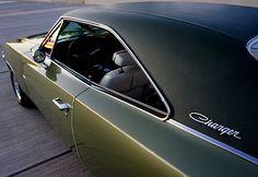 1968 Dodge Charger R/T by Scott Crawford. (par 1968 Dodge Charger R/T   Scott Crawford)  More cars here.