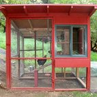Cool Chicken House