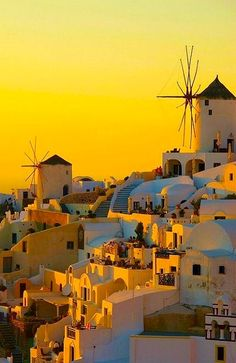 Santorini Island (Cyclades), Greece. On the top of my travel destinations list