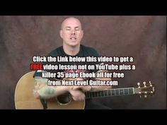 Beginner Country Acoustic Guitar lesson rhythm strum patterns Johnny Cash Willie Nelson inspired