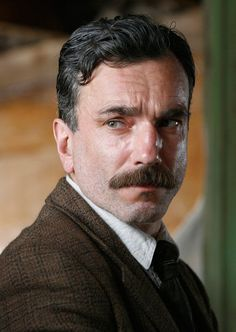 Daniel Day Lewis as Daniel Plainview in There Will Be Blood. Simply the best performance in history of cinema.
