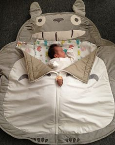 New Ghibli My Neighbor Totoro KAWAII Sleeping Bag pillow Dream in Totoro, my daughter would love this!!!!