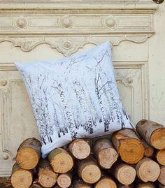 weihnachtsgirlande auf dem kissen von apelt artikel 5016. Black Bedroom Furniture Sets. Home Design Ideas