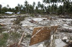 10/31/2010 - Rescue workers in Indonesia find group hiding on higher ground, halving number of missing from 298 to 163.