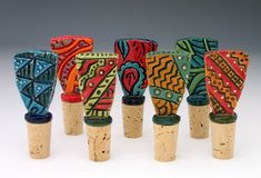 Wine stopper by Charan sachar
