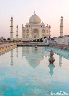 Taj Mahal -9082