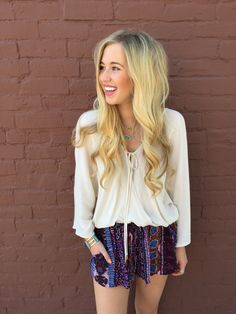 Derby Mermaid Shorts from Shop Southern Roots TX