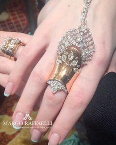 Unusual, attractive and... extremely comfortable to wear! That's all about @yeprem jewelry ❤️ Credit: www.margoraffaelli.com #margolovesyeprem #margolovesdiamonds #margolovescoutureshow