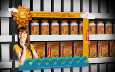 Campanha - Férias Vitaminadas on Behance