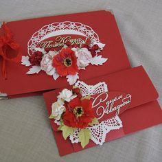 Коллектив заказал для коллеги на свадьбу книгу пожеланий и денежный конверт :) согревающий красный для холодного декабря #свадьба #свадьба_в_чите #wedding #weddingday #ручная_работа #скрапбукинг #скрап #Чита #Забайкалье