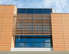 Terracotta facade