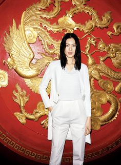 Liu Wen, the world's most famous Chinese model