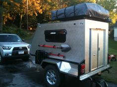 cool new camping supplies | Military trailer to off road camping rig - Toyota FJ Cruiser Forum