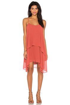 #REVOLVEclothing,  Layered Tank Dress BCBGeneration $98.00, http://www.revolve.com/bcbgeneration-layered-tank-dress-in-tandori-spice/dp/BGEN-WD625/?d=Womens
