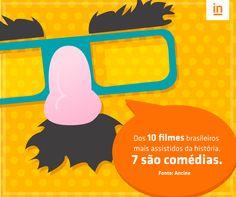 #comedy #comedia #comediante #filme #movies #cinema #dado #innovare #innovare pesquisa #pesquisa